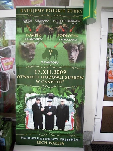 Lech Wałęsa też tu był!