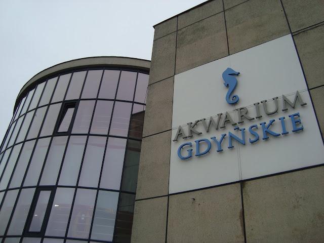 Rotunda i logo Akwarium