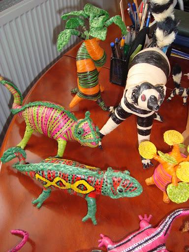 Madagaskarskie pamiątki już niedługo na ekspozycji!