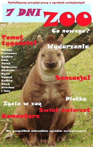 """""""Siedem Dni Zoo"""""""