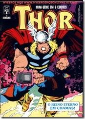Thor -  Saga de Surtur 3 de 6