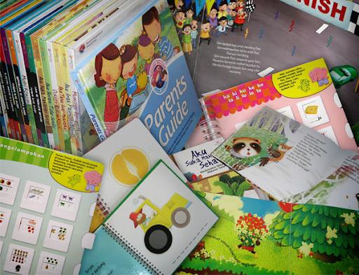 Wahana Belajar Anak Cerdas