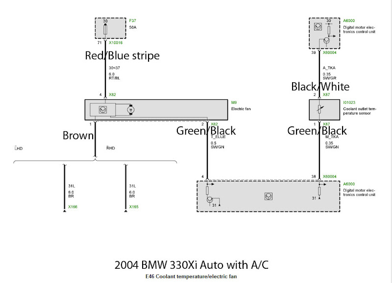 330Xi Fan Explosion Spal Install Help Needed Wiring