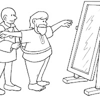 The Emperor's New Clothes Coloring Pages