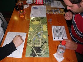 Partida 01: S.Sgt. Vehrka vs recluta Leo