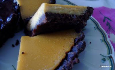 Tartelettes citron-chocolat