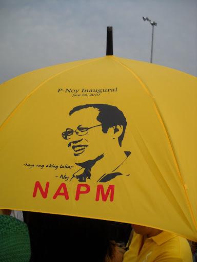 PNoy Umbrella