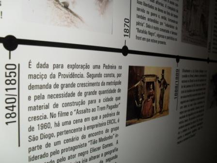Trajetória da Favela da Providência
