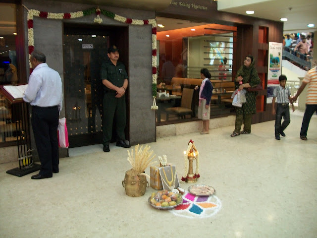 Pooja for New Shop