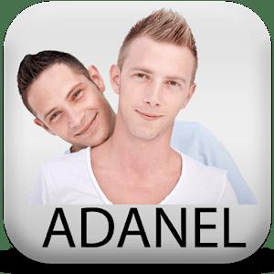 Adanel comunidad y citas gay
