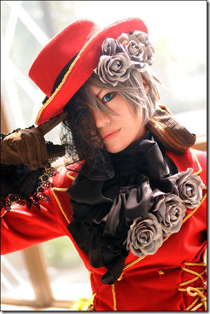 kuroshitsuji black butler cosplay - ciel phantomhive