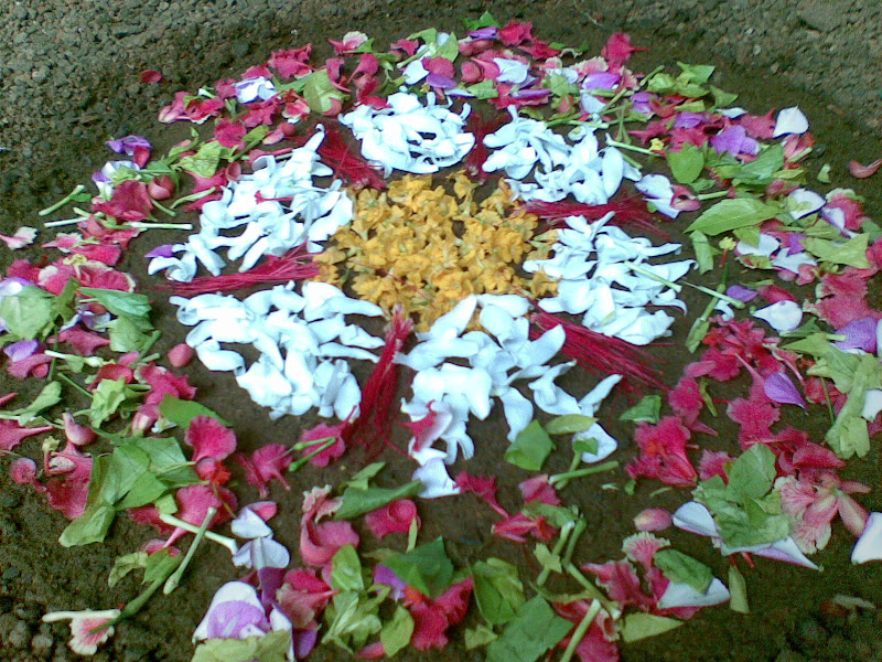 Atthappookkalam@Home
