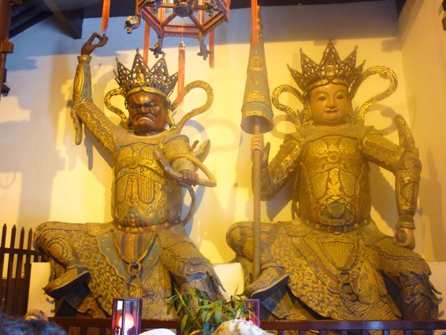 Dioses Este y Norte (creo)