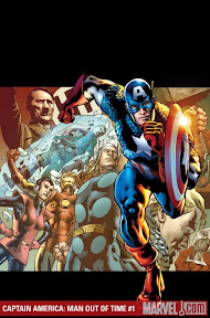 24_CAPTAIN_AMERICA__MAN_OUT_OF_TIME_1 Marvel Comics November 2010 Solicitations