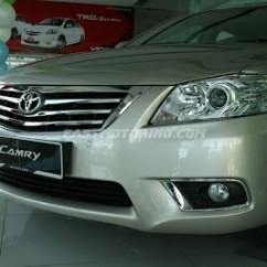 All New Toyota Camry Malaysia Grand Avanza Youtube Gallery 2009 Facelift