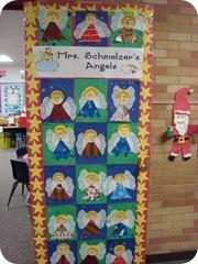 Mrs. Schmelzer's First Grade Class: Christmas Around the World