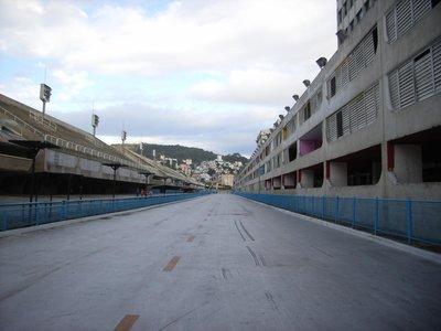 Samba street