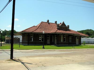 Nacogdoches Train Station