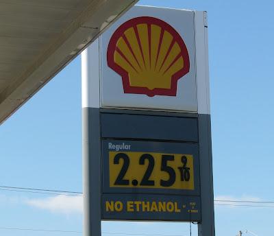 No Ethanol!