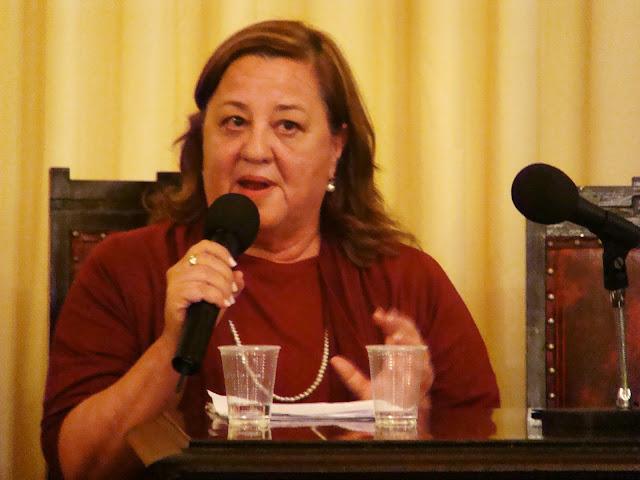 Eleuza Maria Barboza disse que a proposta de educação integral é inviável para o município