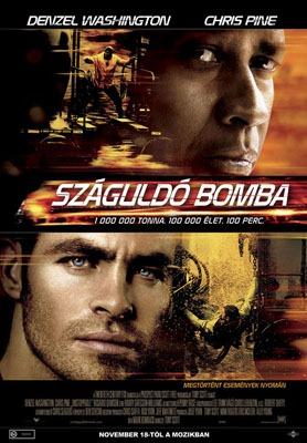 száguldó bomba dvd