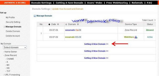 domain co.cc gratis 15