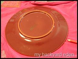precise plate measuring template