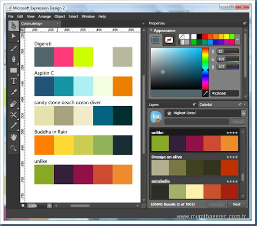 ColorfulExpressionDesign