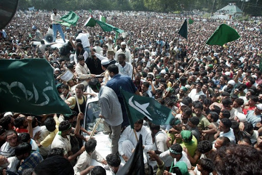 Need to evolve common strategy for Kashmir