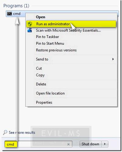 [ cmd ] Chkdsk 修復磁碟錯誤好用的指令 - Evil-M$