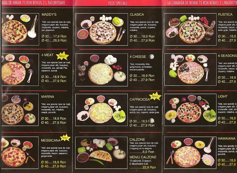 Maddy's Pizza 2009 - pliant - interior