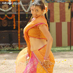 Actress shows a deep cleavage   South Indian