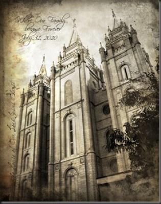 SL Temple Personalized