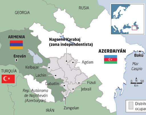 Nagorno-Karabaj | Historiadores Histéricos