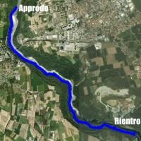 Discesa dell'Adda: diga e rapide di Paderno