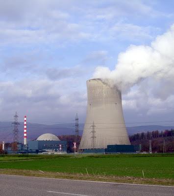 L'impianto nucleare di Gösgen