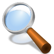 Magnifier + Flashlight APK icon