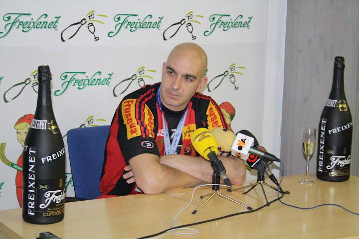 Jordi Garcia, Capità del conjunt del Baix Camp