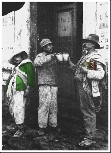 mexico italia pulqueros