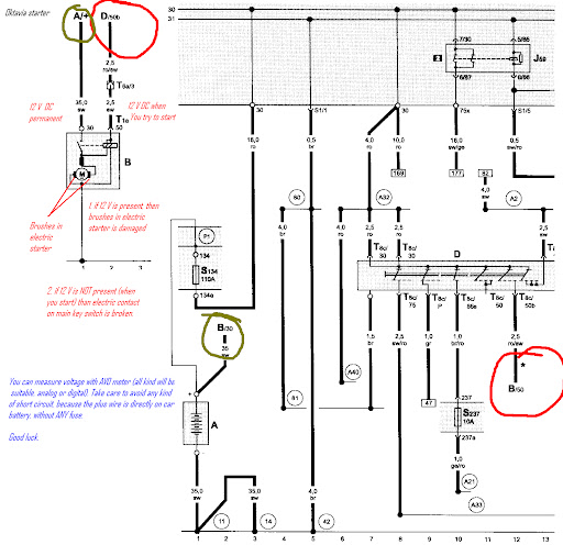 skoda octavia towbar wiring diagram usb to serial electrical pdf - somurich.com