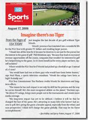 Tiger spread