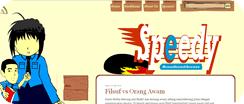 Juara 3 Lomba BLog Se Riau di SMA 8 Pekanbaru di Taja Telkom Indonesia