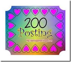 200posting