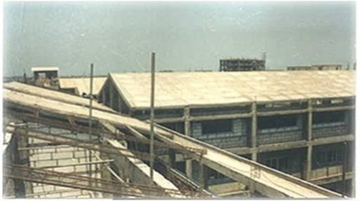 Ferrocement Applications in Industrial Structures