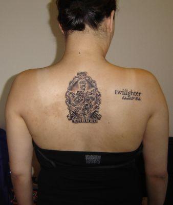 Agus-el blog de las estrellas: Tatuajes de crepusculo.