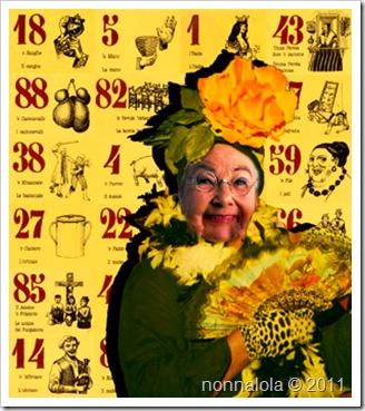 Langolino della Nonna Del Giuoco del Lotto
