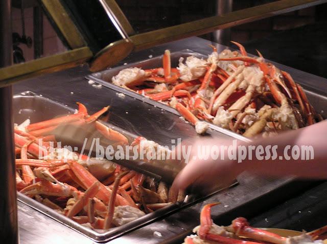 肉質鮮美的螃蟹肉叫人流口水...