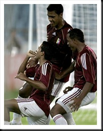 Venezuela U20 Soccer