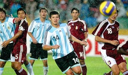 Argentina Venezuela Sub 17