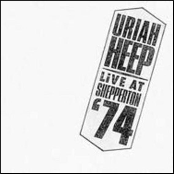 Uriah Heep - Live at Shepperton - 1974